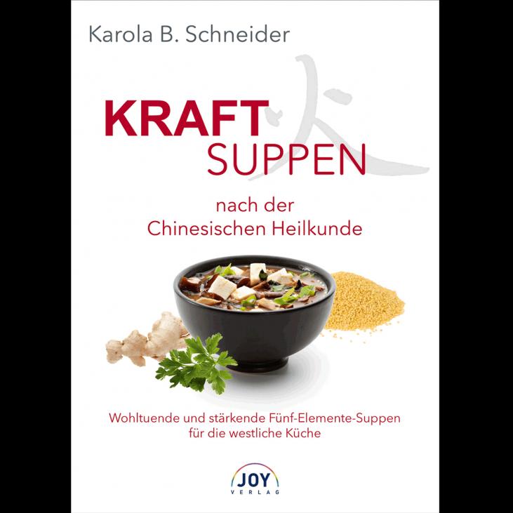 kraftsuppen-buch Karola Schneider