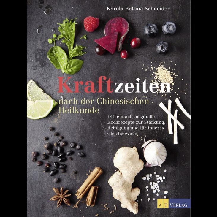 kraftzeiten-buch Karola Schneider